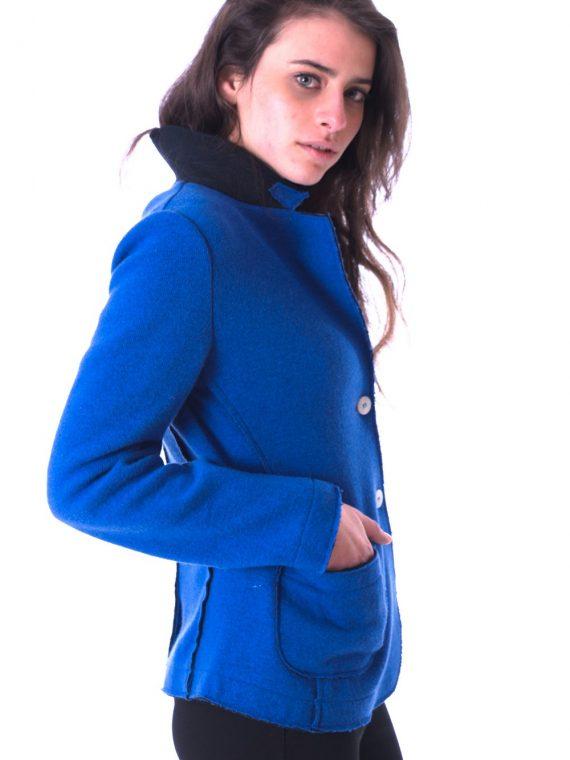 Giacca blu elettrico agostyle (5)