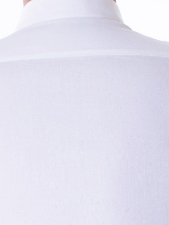 Camicia Uomo Bianca in Cotone tela Oxford
