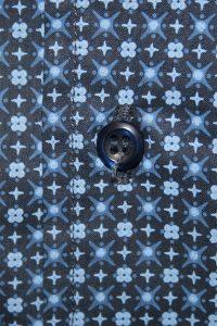 Camicia Uomo Blu Elettrico Punto Cravatta 4