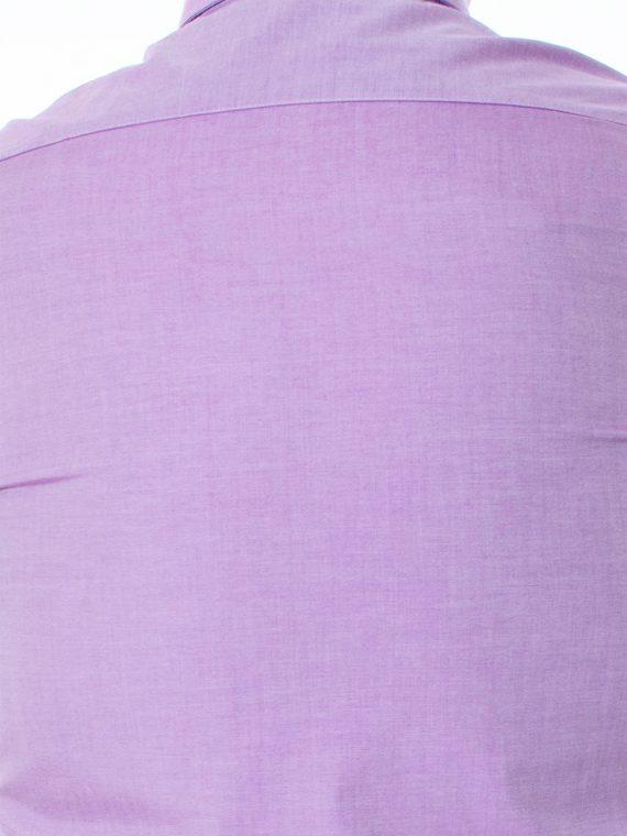 Camicia Uomo Glicine in Lino tela Twill