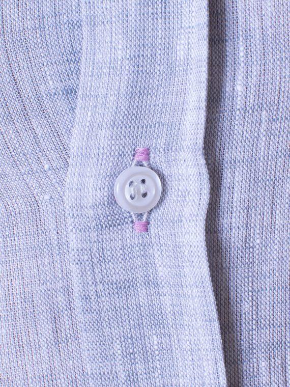 Camicia Uomo Pervinca in Lino tela Twill