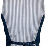Gilet Uomo Denim Jeans cotone