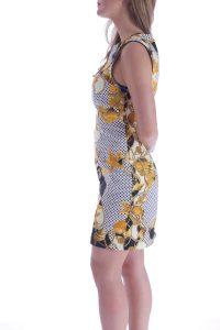 Vestito fantasia floreale sartoriale (6)
