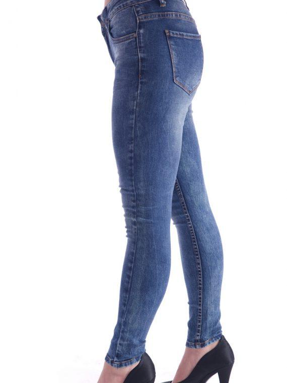 Jeans Donna artigianali vita alta estate 2018 attilati (5)
