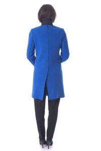 cappotto donna lungo bllu taglio vivo (7)