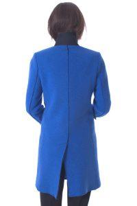 cappotto donna lungo bllu taglio vivo (8)