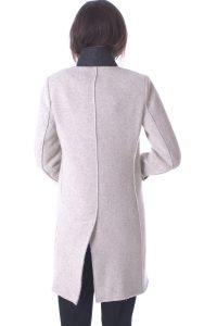 cappotto sporabito spolverino beige artigianale taglio vivo (1)