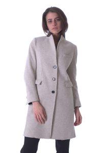 cappotto sporabito spolverino beige artigianale taglio vivo (2)