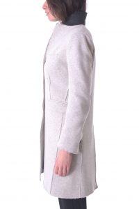 cappotto sporabito spolverino beige artigianale taglio vivo (5)
