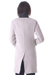cappotto sporabito spolverino beige artigianale taglio vivo (6)