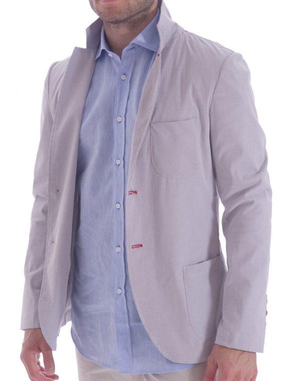 giacca tessuto punto cravatta leggera artigianale estiva (2)