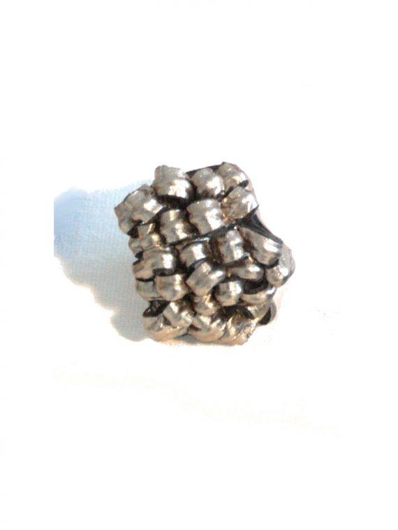 anello argento donna