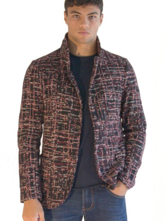 giacca geometrie